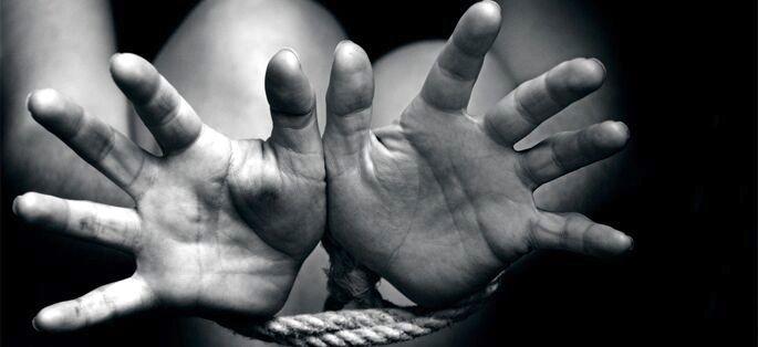 mani legate violenza fisica