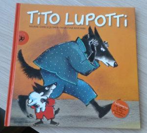 Tito Lupotti - copertina